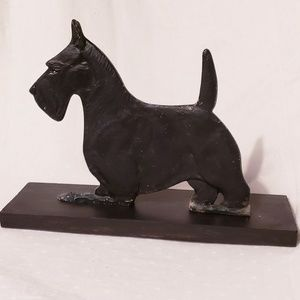 Vintage Mid-century Era Scottie Dog